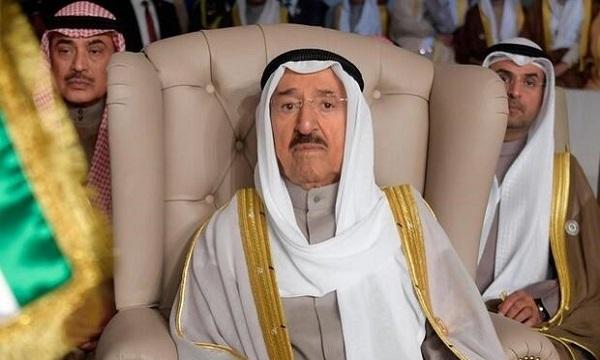 امیر کویت درگذشت