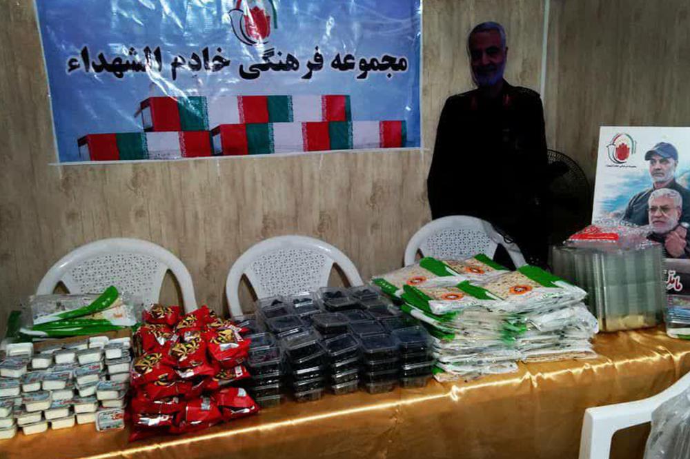 طبخ و توزیع 50 هزار پرس غذای گرم میان نیازمندان در ماه مبارک رمضان
