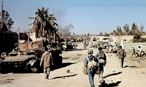 تأخیر در اجرای چهارمین مرحله از عملیات بیتالمقدس / انهدام ایستگاه رادار عراق در دهانه فاو