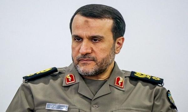 سردار کارگر در پیامی به حاج حسین سازور تسلیت گفت