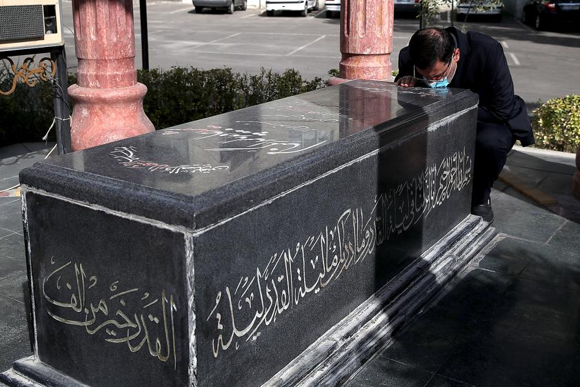 اولین اقدام قاضی زاده هاشمی پس از انتصاب سمت ریاست بنیاد شهید+ تصویر
