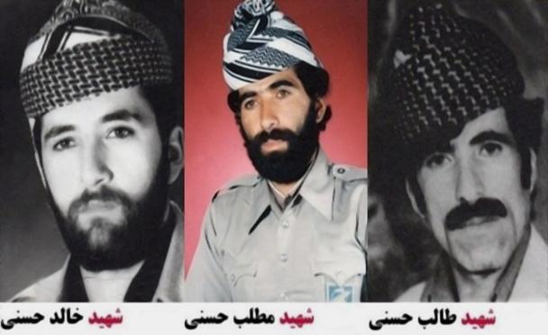 روایت صبوری «حسن بگ» در برابر شهادت سه فرزندش/ برادرانی که مقابل ضد انقلاب سینه سپر کردند