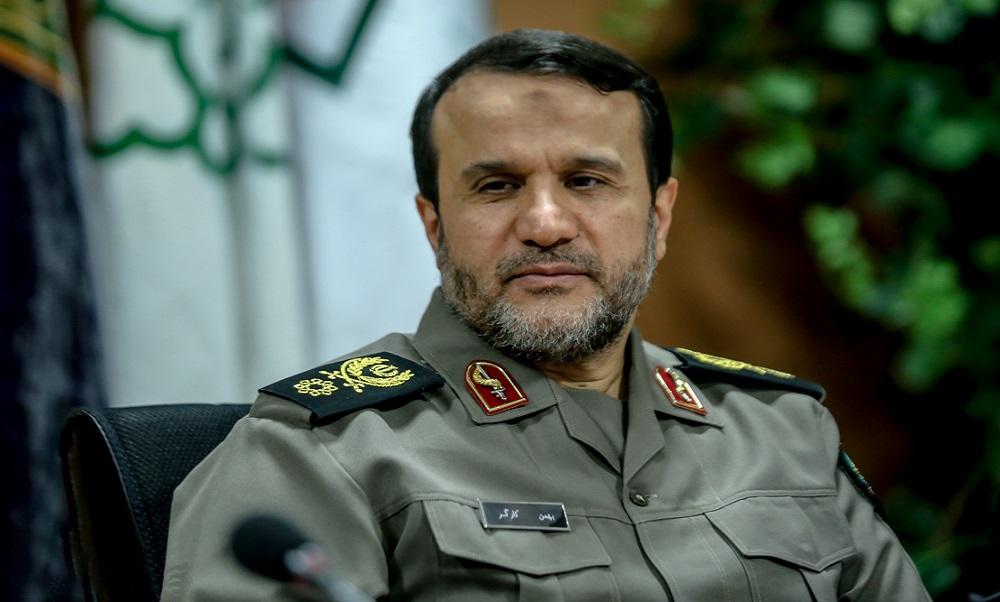 سردار کارگر انتصاب دبیر مجمع تشخیص مصلحت را تبریک گفت