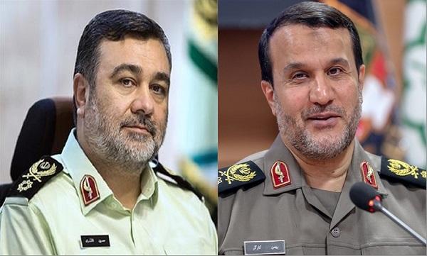 سردار «کارگر» هفته ناجا را به فرمانده نیروی انتظامی تبریک گفت