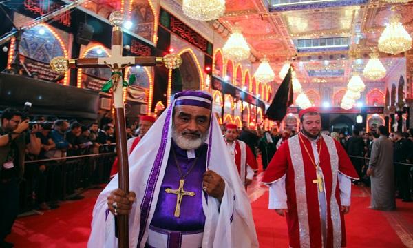 اقلیتهای دینی نیز در ایران به ساحت سید الشهداء ارادت دارند