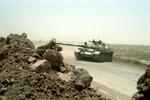 تانک عراقی در عملیات بیت المقدس