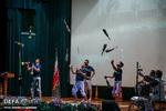 مراسم روز «فرهنگ پهلوانی و ورزشهای زورخانهای» نیروهای مسلح