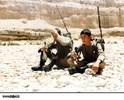 رزمنده بی سیم چی در جنگ هشت سال دفاع مقدس