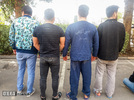 طرح دستگیری اراذل و اوباش توسط پلیس پایتخت