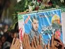 تشییع پیکر شهید مدافع حرم علی شاه سنایی