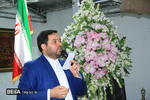 گرامیداشت سردار شهید چراغچی در بهشت رضا مشهد