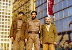 از چپ ( برادر چپور(میرمطهری)-پپاسدار شهید اصغر بهفر-ناشناس)