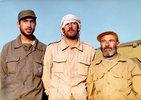 از راست (نفر دوم پاسدار شهید اصغر بهفر)