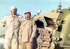 از چپ (نفر اول پاسدار شهید اصغر بهفر)