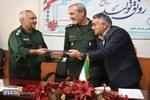 اعطای کمیته های دفاع مقدس از سوی اداره کل حفظ آثار دفاع مقدس خراسان شمالی