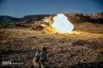 رزمایش غیر مترقبه نیروی زمینی ارتش در منطقه شمال غرب