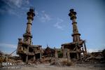 مرقد مطهر حضرت سکینه (سلام الله علیها) در سوریه