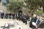thm 1277353 994 - تصاویر/ دیدار عیدانه استاندار مازندران با خانواده شهید مدافع حرم «برسنجی»