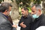 thm 1277354 593 - تصاویر/ دیدار عیدانه استاندار مازندران با خانواده شهید مدافع حرم «برسنجی»