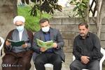 thm 1277356 738 - تصاویر/ دیدار عیدانه استاندار مازندران با خانواده شهید مدافع حرم «برسنجی»