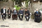 thm 1277357 925 - تصاویر/ دیدار عیدانه استاندار مازندران با خانواده شهید مدافع حرم «برسنجی»