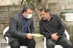 thm 1277358 136 - تصاویر/ دیدار عیدانه استاندار مازندران با خانواده شهید مدافع حرم «برسنجی»