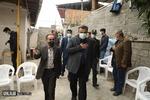 thm 1277359 118 - تصاویر/ دیدار عیدانه استاندار مازندران با خانواده شهید مدافع حرم «برسنجی»